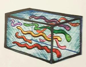 Frozen Worms