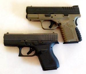 Glock 43 & XD-S