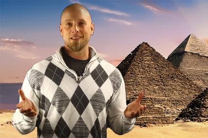 Tim Stratton, Egyptian God