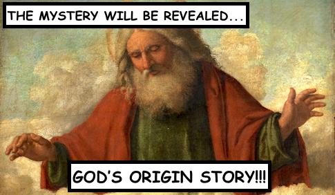God's Origin Story