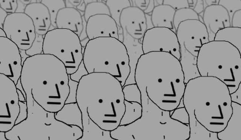 Crowd of NPCs